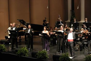 Ensemble amp Orchestra Concerts